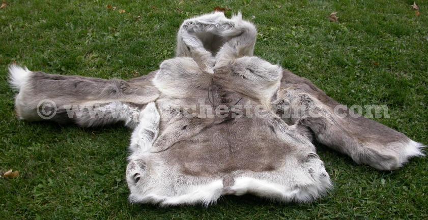Reindeer Fur Coat Tradingbasis