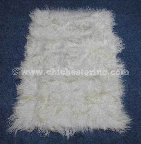 Goatskin Rugs or White Goat Rugs