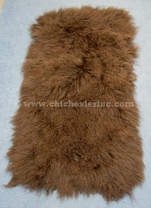 167-G3941 9UK11 Discounted Tibet Lamb Plate Brown