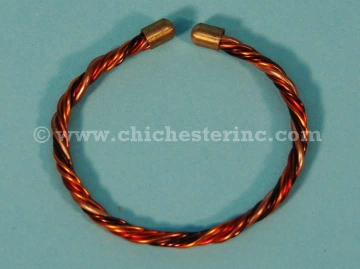 African Copper Bracelets from the Congo and South Africa