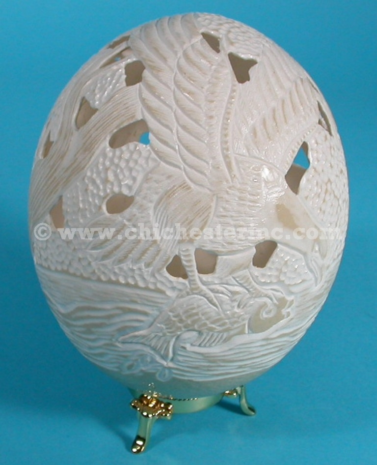 Ostrich Egg Carving Patterns http://www.chichesterinc.com/OstrichEggsCarved.htm