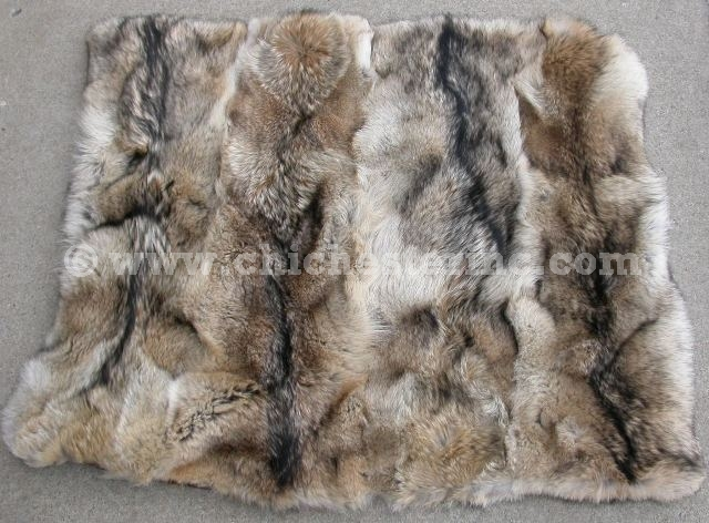 Fur Bed Spreads Or Fox Fur Blankets Or Beaver Blankets